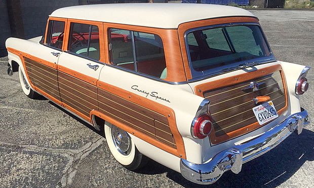 1956 Ford Country Squire Station Wagon
