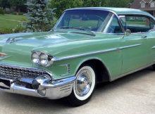 1958 Cadillac Hardtop Sedan