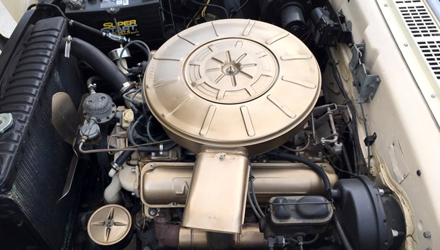 1958 Mercury Marauder 383 V8
