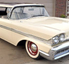 1958 Mercury Commuter 9-Passenger Station Wagon