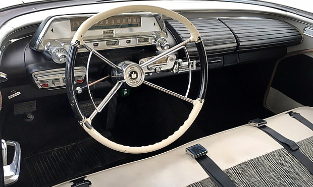 1958 Mercury Commuter Dash