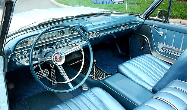 1962 Ford Galaxie 500 Xl Sunliner With 44 000 Actual Miles