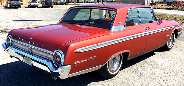 1962 Ford Galaxie 500XL Club Victoria