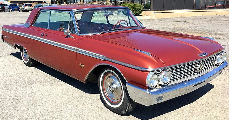 1962 Ford Galaxie 500XL Club Victoria