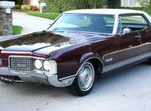 1968 Oldsmobile Ninety-Eight
