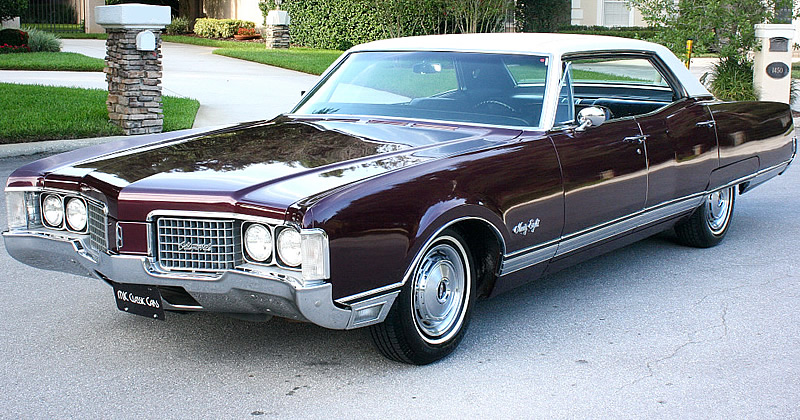 1968 Oldsmobile Ninety-Eight