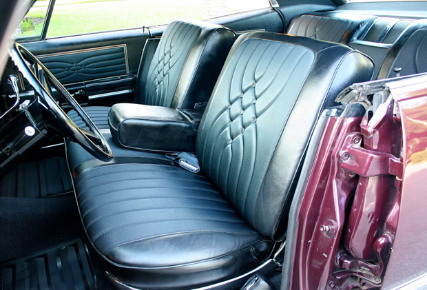 1968 Oldsmobile Ninety-Eight Interior