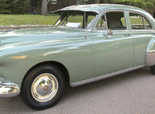 1949 Oldsmobile 76 Sedan