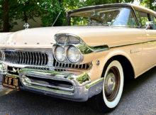 1957 Mercury Monterey M-335
