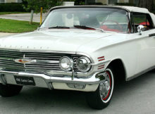 1960 Chevrolet Impala with Tri-Power
