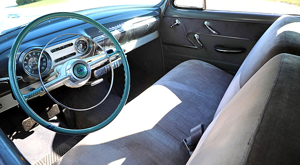 1953 Chevrolet 210 Club Coupe With Blue Flame Six