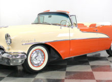 1955 Oldsmobile Ninety-Eight Starfire Convertible