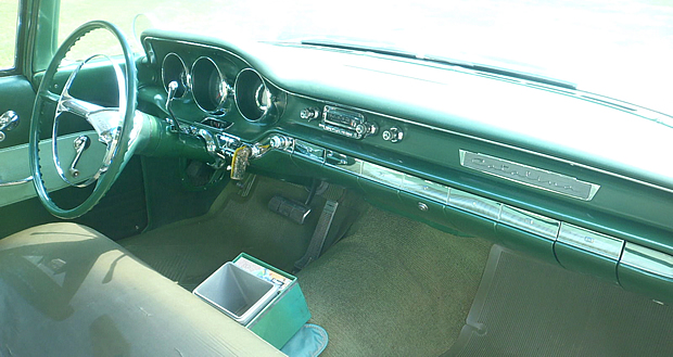 1959 Pontiac Catalina Interior