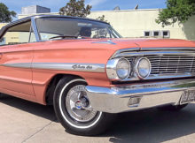 1964 Ford Galaxie 500 Club Victoria