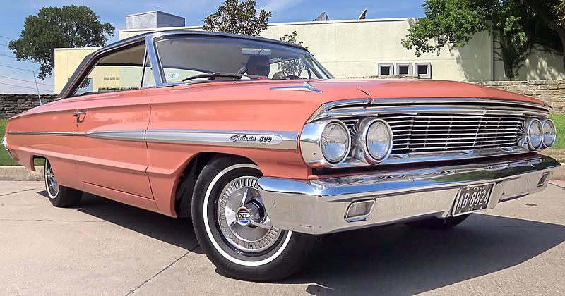 1964 Ford Galaxie 500 Club Victoria