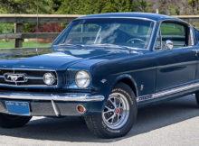 1965 Mustang GT Fastback