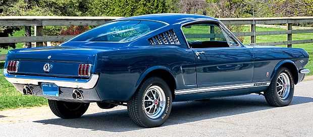 1965 Mustang GT Fastback