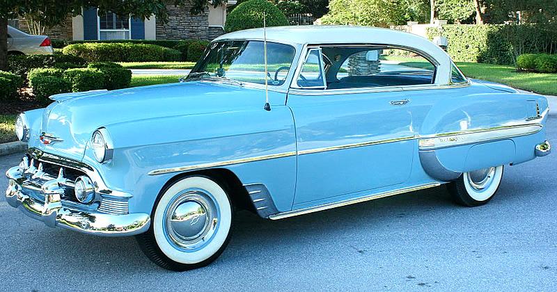 1953 Chevrolet 210 Series - 1953 Classic Chevrolet