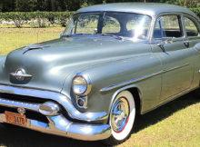1953 Oldsmobile Super Eighty-Eight