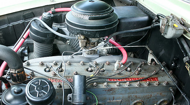 1953 Packard 327 Engine