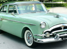 1953 Packard Clipper Deluxe Sedan