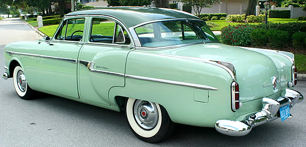 1953 Packard Clipper - rear