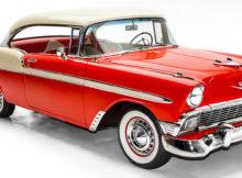 1956 Chevrolet Bel Air 2-door hardtop