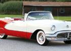 1956 Oldsmobile Ninety-Eight Starfire
