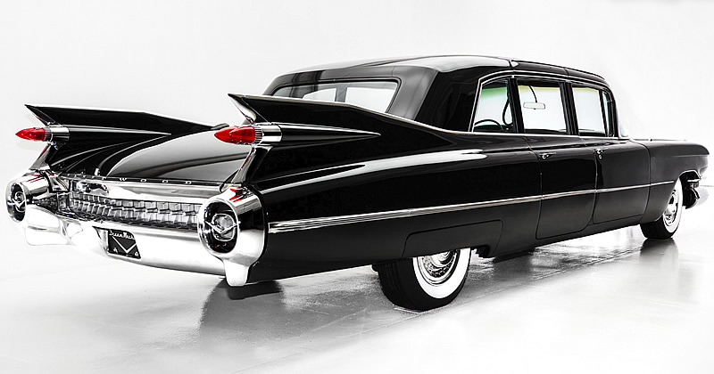 1959 Cadillac Series 75 Limo