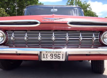 1959 Chevrolet Biscayne 4 door sedan