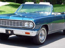1964 Chevrolet Chevelle SS Convertible