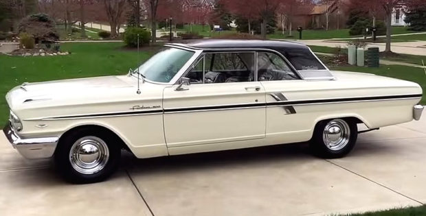 1964 Ford Fairlane 500 Sports Coupe