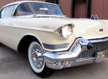 1957 Cadillac Series 62 Hardtop Coupe