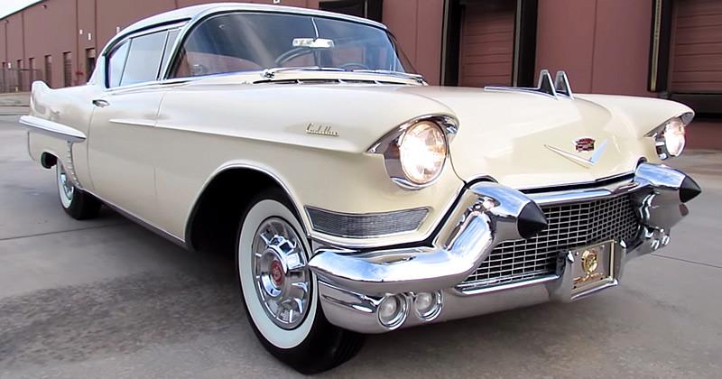1957 Cadillac Series 62 Hardtop Coupe