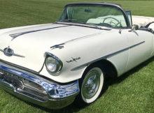 1957 Oldsmobile Starfire Ninety-Eight Convertible