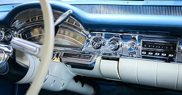 1958 Oldsmobile Dynamic Eighty-Eight 2-dr Holiday Hardtop ...