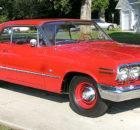 1963 Chevrolet Impala Sport Coupe