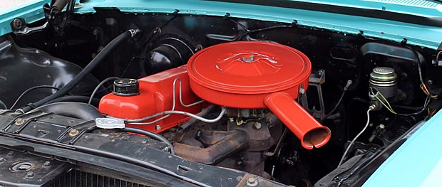 1964 Ford 223 cubic inch engine