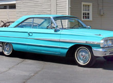 1964 Ford Galaxie 2-door Hardtop