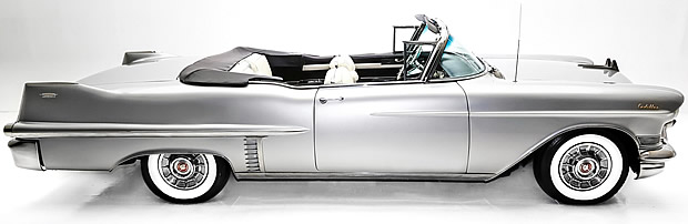 1957 Series Sixty-Two Convertible