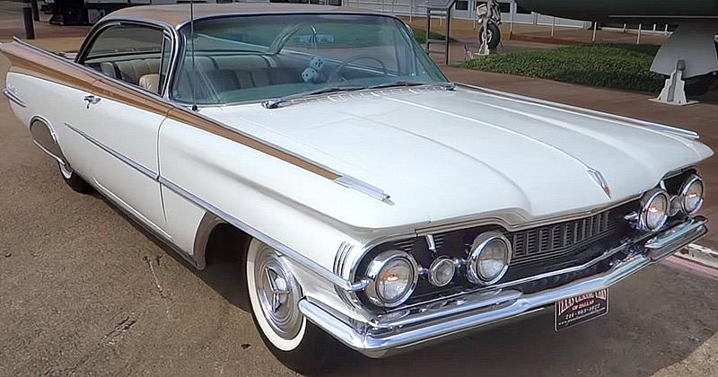 1959 Oldsmobile Holiday Hardtop