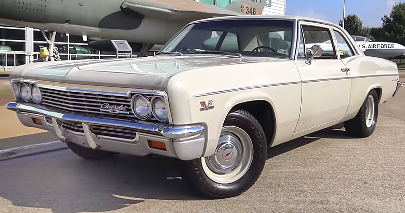 1966 Chevrolet Bel Air