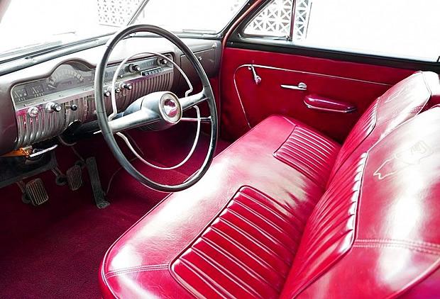 mercury sport coupe unmolested original car