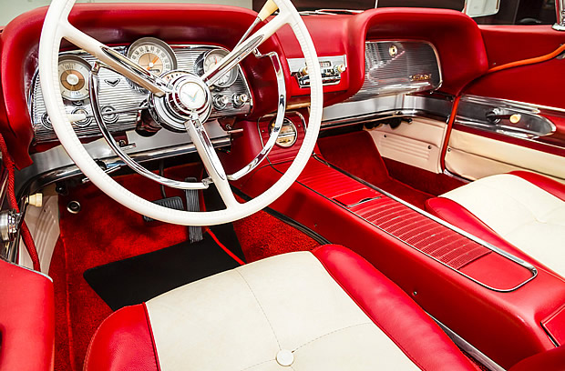 Thunderbird Interior