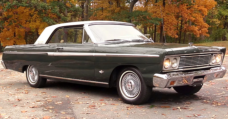 1965 Ford Fairlane 500 Sports Coupe