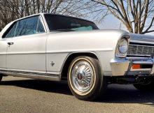 1966 Chevrolet II Nova SS L79