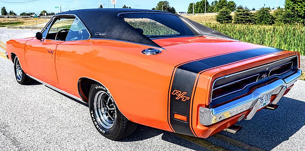 1969 Dodge Charger R/T - Numbers Matching Original