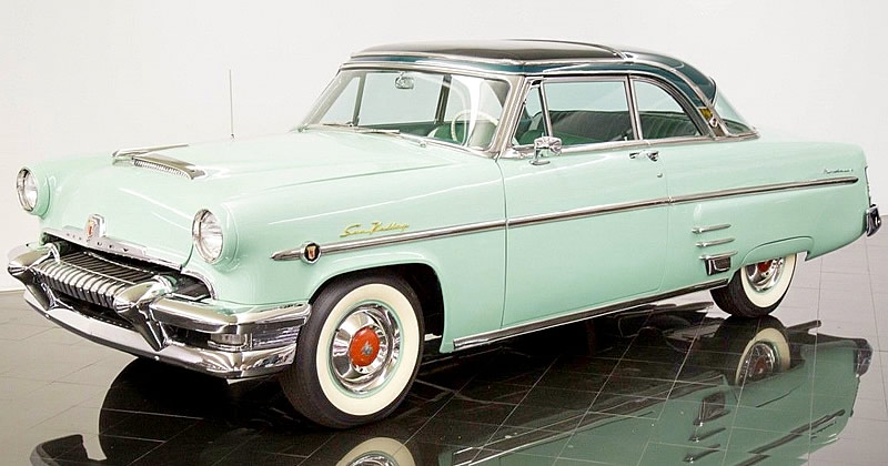 1954 Mercury Monterey Sun Valley In Bloomfield Green