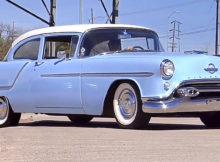 1954 Oldsmobile 88 2 door sedan