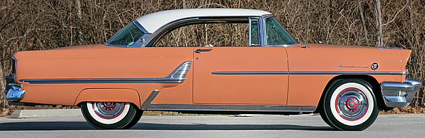 1955 Mercury Monterey - side view